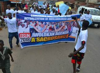 OSUN 2018: Iwolokan
