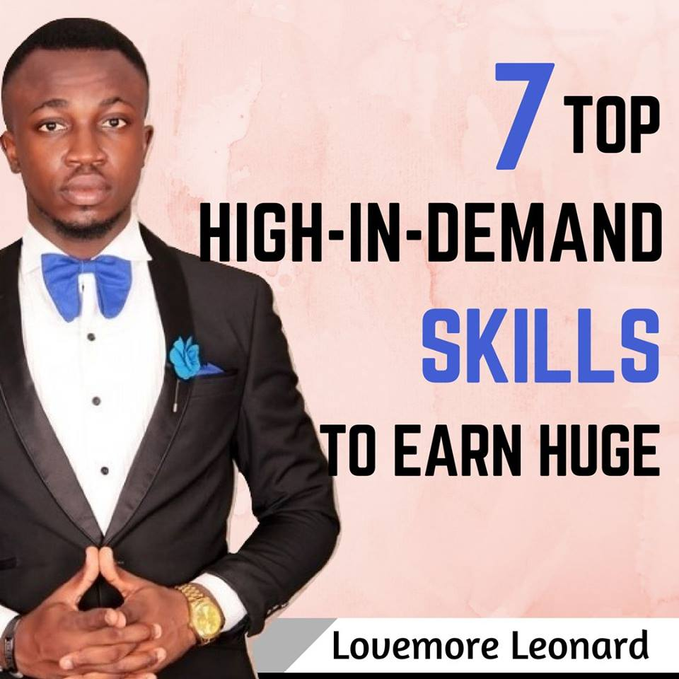 7 Top High in-Demand Skills