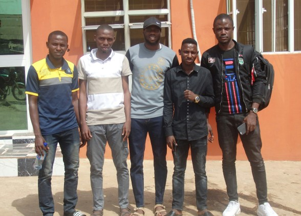 NGO in Iwo land