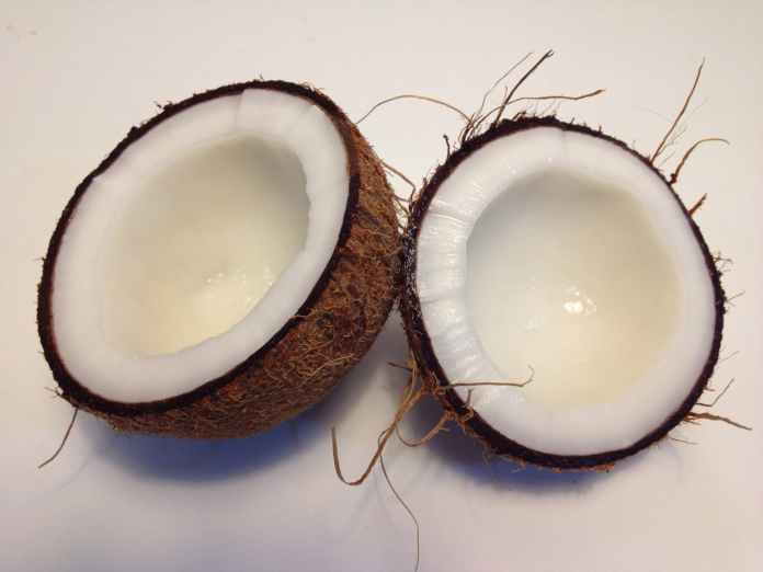 coconut health tips