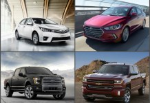 top car brands 2018/2019
