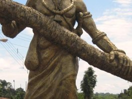 Arhuanran -The Giant Warrior Prince of Benin Kingdom