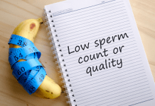 Low Sperm Count Tips