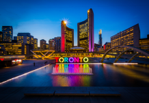 jobs and working in Toronto