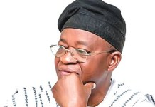 Osun State Commissioners List: Osun Cabinet lists and Nigeria Politics