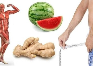 Health Benefit of Watermelon and Ginger Combination