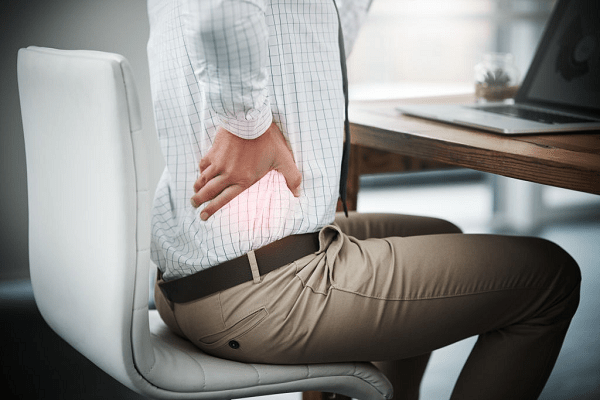 Health Risk of Sitting Down For Too Long