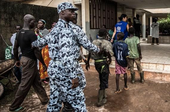Human Trafficking of Nigerians in Côte D'Ivoire   By Akanji Abdul Azeez