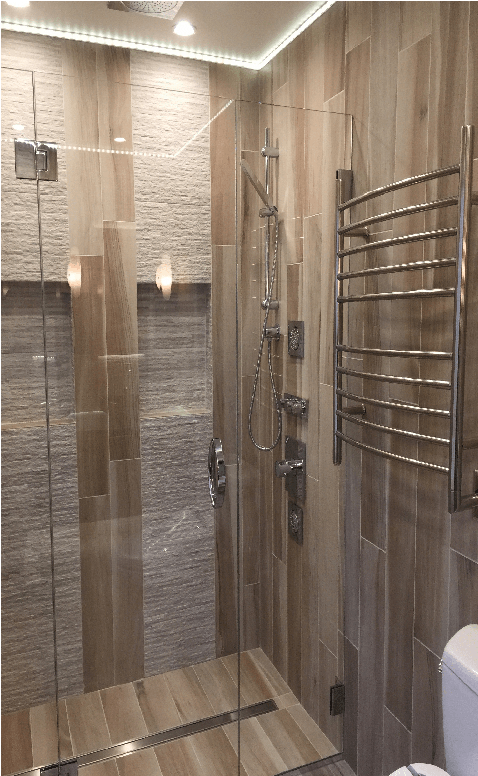 Curbless Showers Elite Tile Co