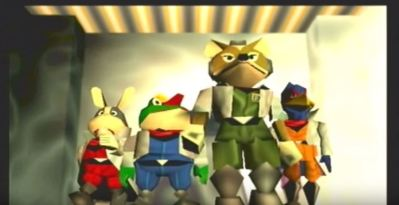 star-fox-64-credits