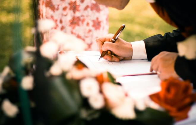 Marriage Contracts Legally Translated UAE 024120000