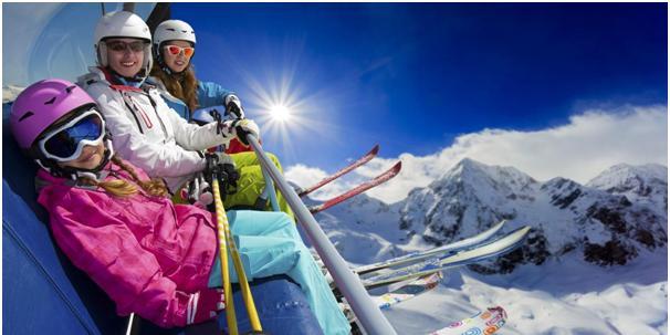 Tips for beginner skiiers