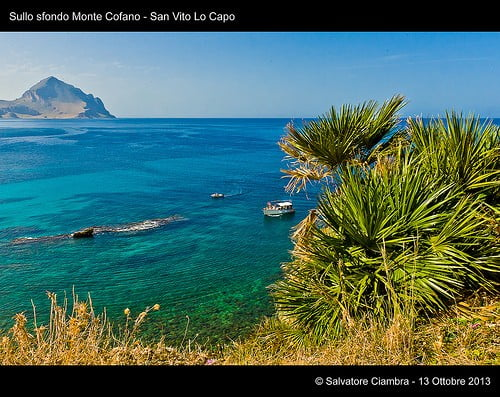 San Vito Lo Capo Beach photo
