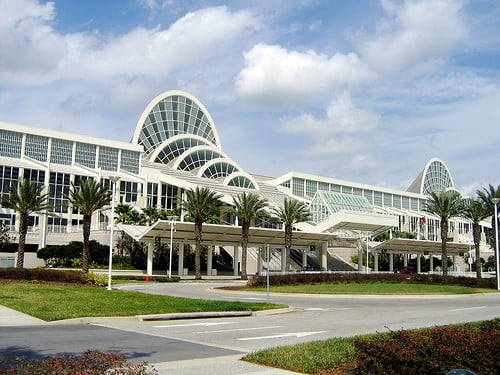 Orange County Convention Centre photo