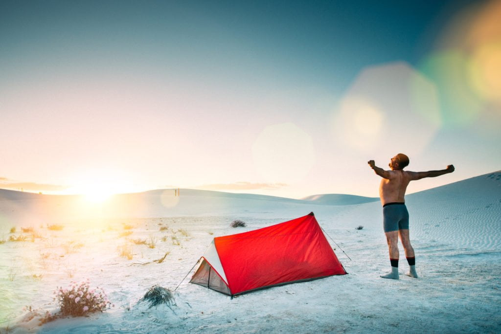 8 Best Desert Camping Tips - How to Plan 1