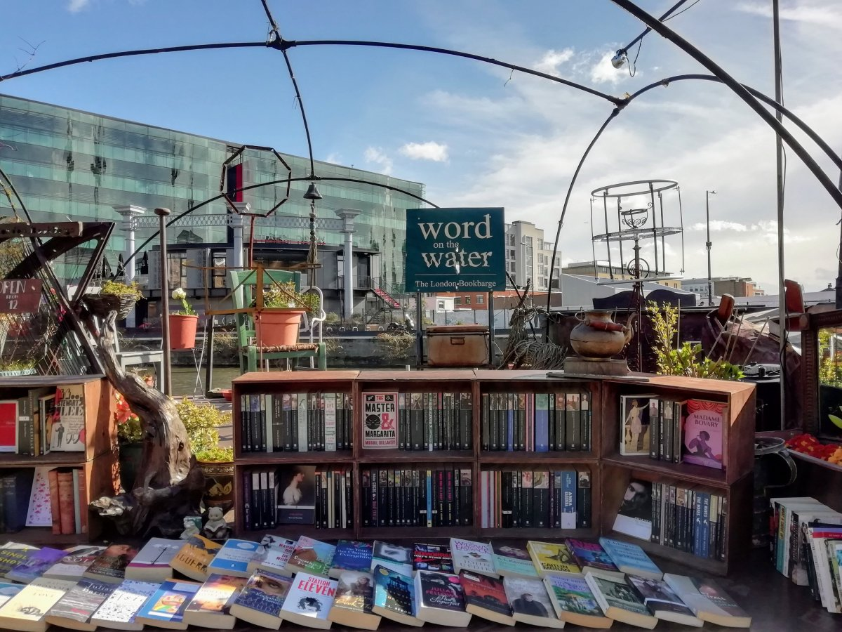 Best Cheap & Secondhand Bookshops in London 1