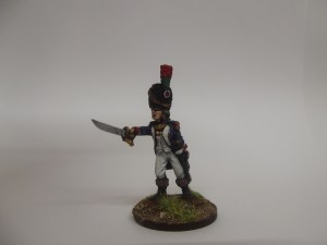 French Grenadier officer