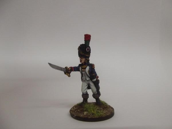 French Grenadier officer