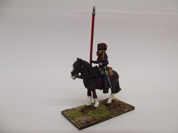 Russian Cossack lancer