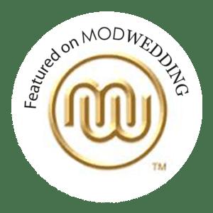 MOD wedding badge