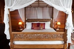 makepeace island bedroom