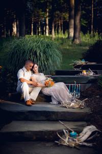 wedding shoot - winding hills golf club
