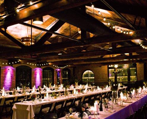 industrial wedding venue - club helsinki