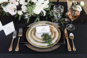 tablscape - roundhouse wedding