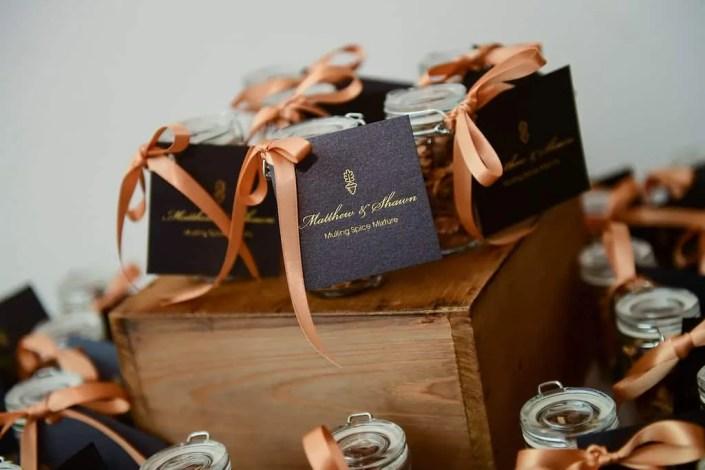 mulling spices - wedding favors - senate garage