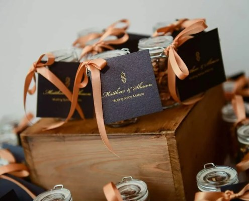 mulling spices - wedding favors - senate garage