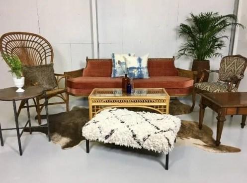 styled lounge - hudson valley vintage rentals