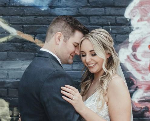 Barbara and John - Senate Garage Wedding