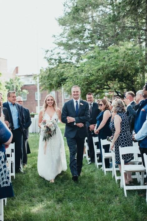 wedding ceremony - Kingston ny