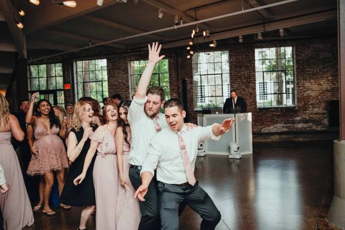 wedding dj - dance floor