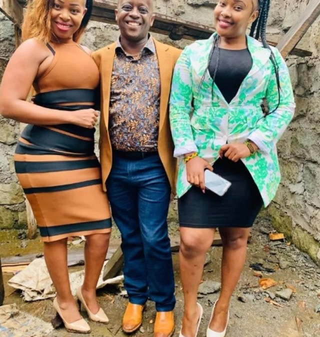 Njogu wa Njoroge second wife