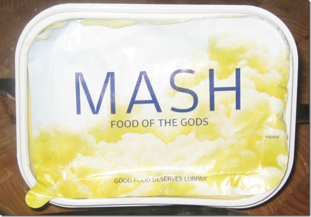 Lurpak's opinion of mash