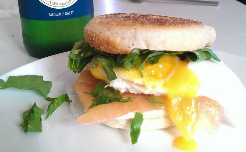 The ultimate Hampshire sandwich - the Hampwich