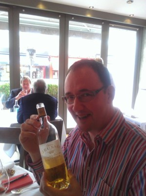Peter Sidebotham with Rieussec 1997