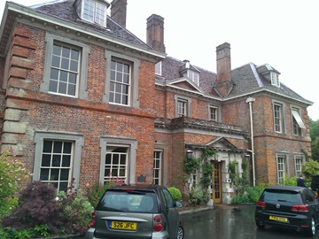 The Lainston House Hotel