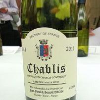 Domaine Droin Chablis