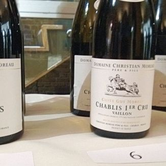 Chablis from Domaine Christian Moreau