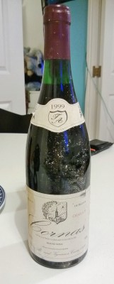 Cornas 'Chaillot' 1999 Thierry Allemand
