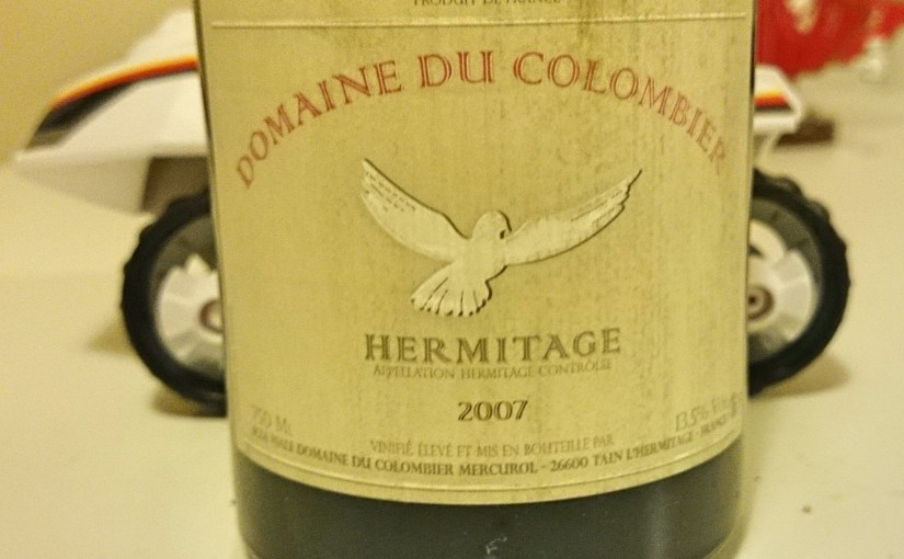 Colombier Hermitage 2007