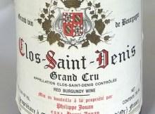 Jouan Clos-Saint-Denis 2012