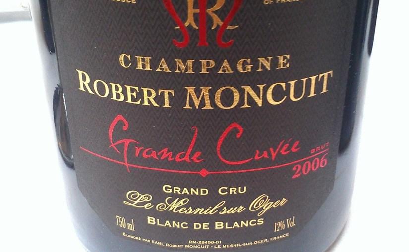 Champagne Robert Moncuit Grande Cuvee