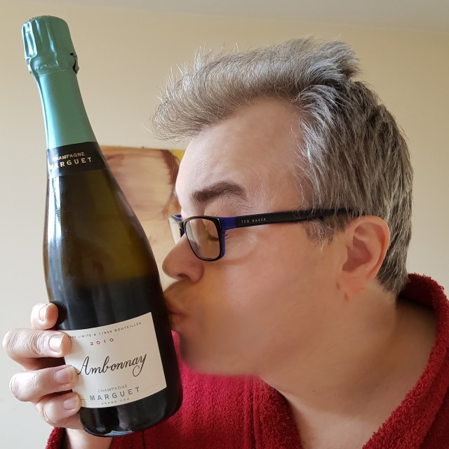 Davy loves Marguet Ambonnay 2010
