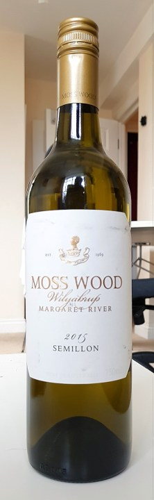 Moss Wood Semillon 2015