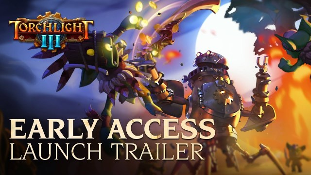 VIDEO • Torchlight III vstupuje do Steam Early Access