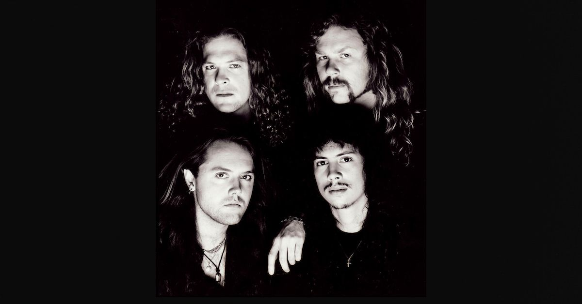 Metallica Black Album - 30 rokov