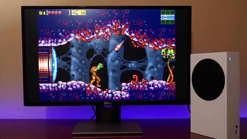 Xbox Series emulácia